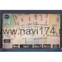 US Gen.5. Lexus Navigation DVD E1F RUSSIA EUROPE 2017/2018 Ver.1 + НУМЕРАЦИЯ +русификация! (Американский рынок, Канада) (2004-2009г.)