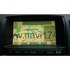 EU Gen.1. Toyota Navigation DVD MAP E13 Russia + русификация