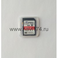 Hyundai Genesis - SD карта навигации Россия + Европа 2019г.