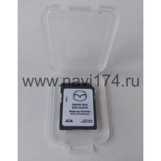 Mazda NB1 TomTom Navigation Россия+Европа+Турция (SD карта)