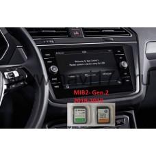 Volkswagen Discover Media, Skoda, Seat  MIB2, 2020г. (Россия, Европа)