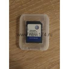 Volkswagen Discover Media Pro, Skoda Columbus, Seat System Plus  (MIB1/MIB2 2020г.) (Россия, Европа)