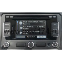 Seat Media System Navigation RNS-315, 2016. V8 (Россия + Европа)